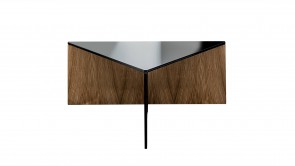 Table Basse Sovet Regolo Coffee Table Black 1
