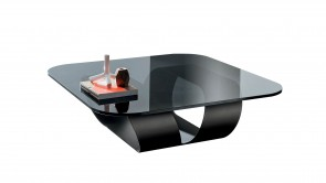 Table Basse Ring Black