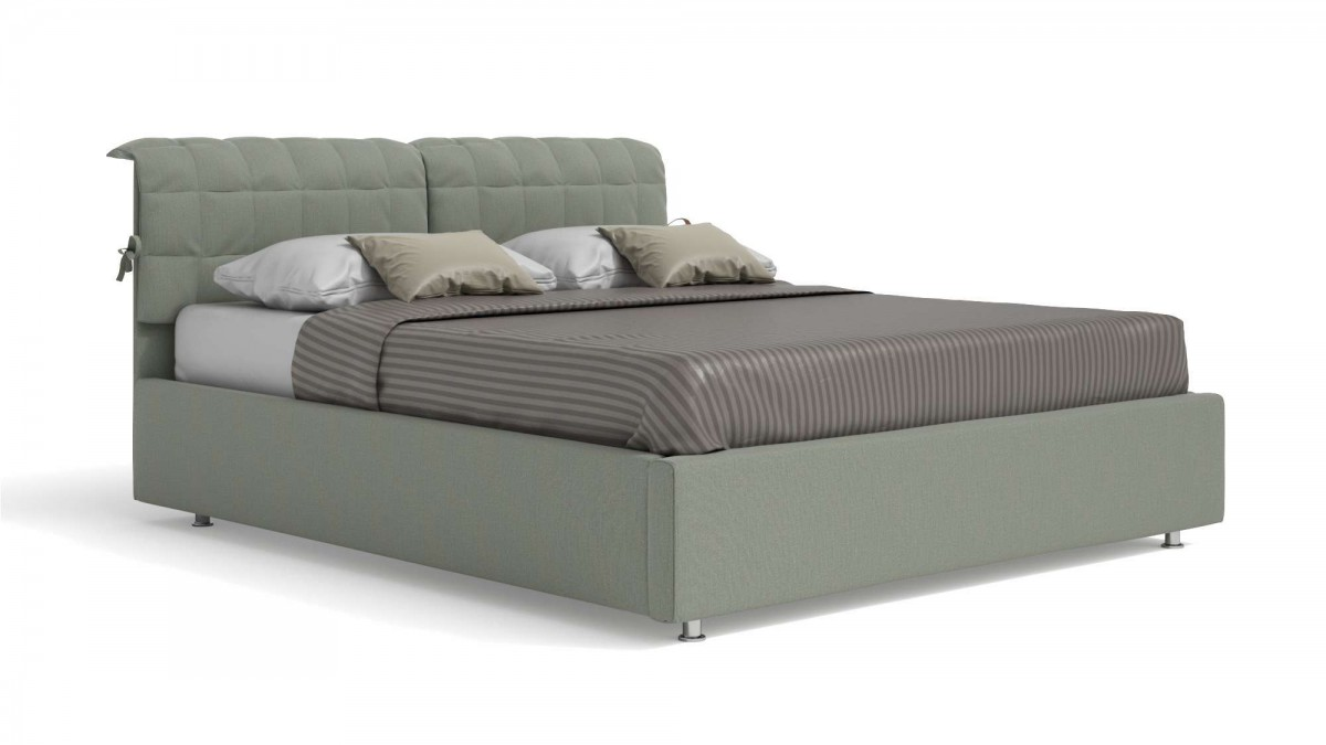 Bed CDI Collection Charlie Bed Sage