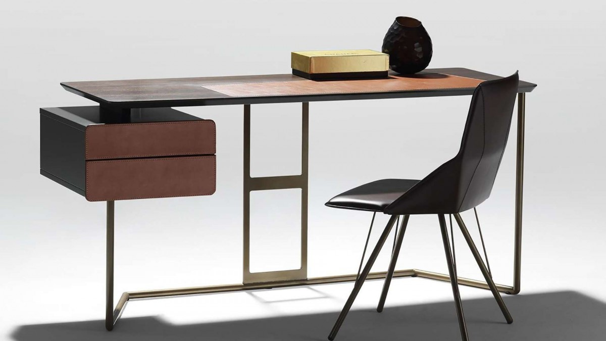 Desk cdi collection scriba desk