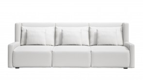 Canapè CDI Collection Club Sofa Leather White