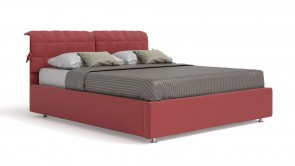 Bed CDI Collection Charlie Bed Red