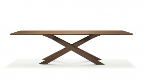 Table Sovet Cross Walnut