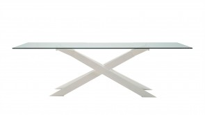 Table Sovet Cross White