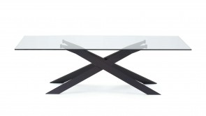 Table Sovet Cross Black