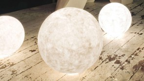 Outdoor lamp ex moon 3 cdi collection