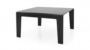 Table Sovet Frog Square Black