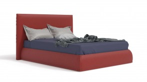 Bed CDI Collection Havana Bed Red