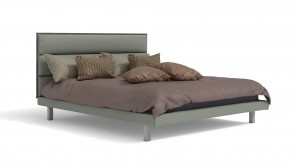 Bed CDI Collection King Bed Sage