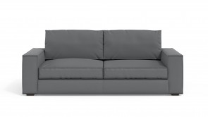 Sofa Bed CDI Collection Long Island Sofa Bed Leather Grey