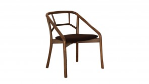 Chair CDI Collection Marnie Chair Noyer Black