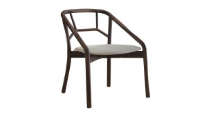Chair CDI Collection Marnie Chair Noyer White