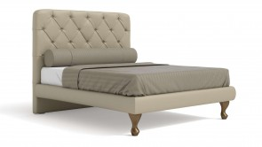 lit cdi collection oslo bed sand