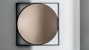 Mirror Sovet Visual Mirror Bronze