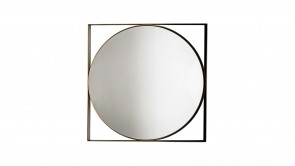 Mirror sovet visual square mirror 1