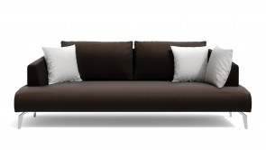 Canapè CDI Collection Matisse Sofa Leather Brown