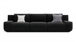 Canapé CDI Collection Wing Sofa Antracite