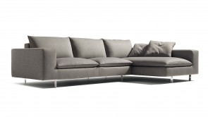 Corner sofa Carnaby dexhom collection