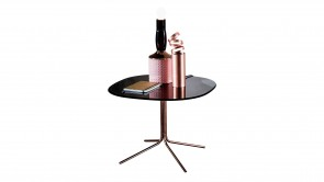 Table Basse Sovet Genius Coffee Table Shaped Copper 1
