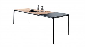 Table Sovet Slim Rectangular Extensible 1