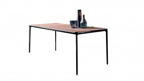 Table Sovet Slim Rectangular Wood 1