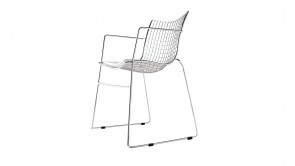 chaise cdi collection stitch chair